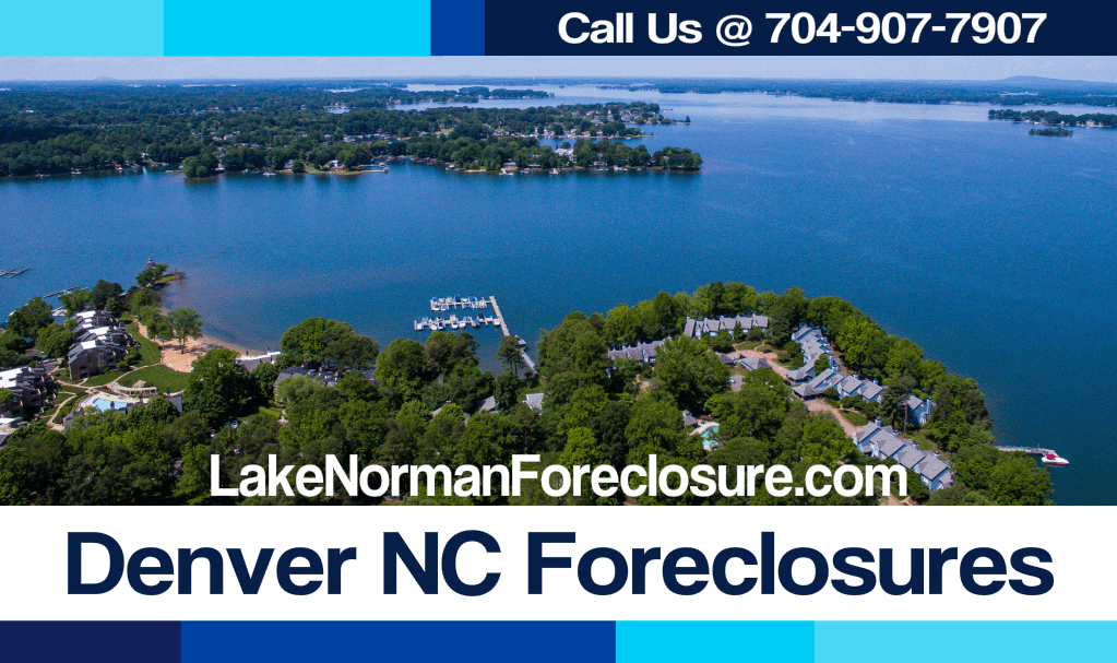 Denver NC Foreclosures