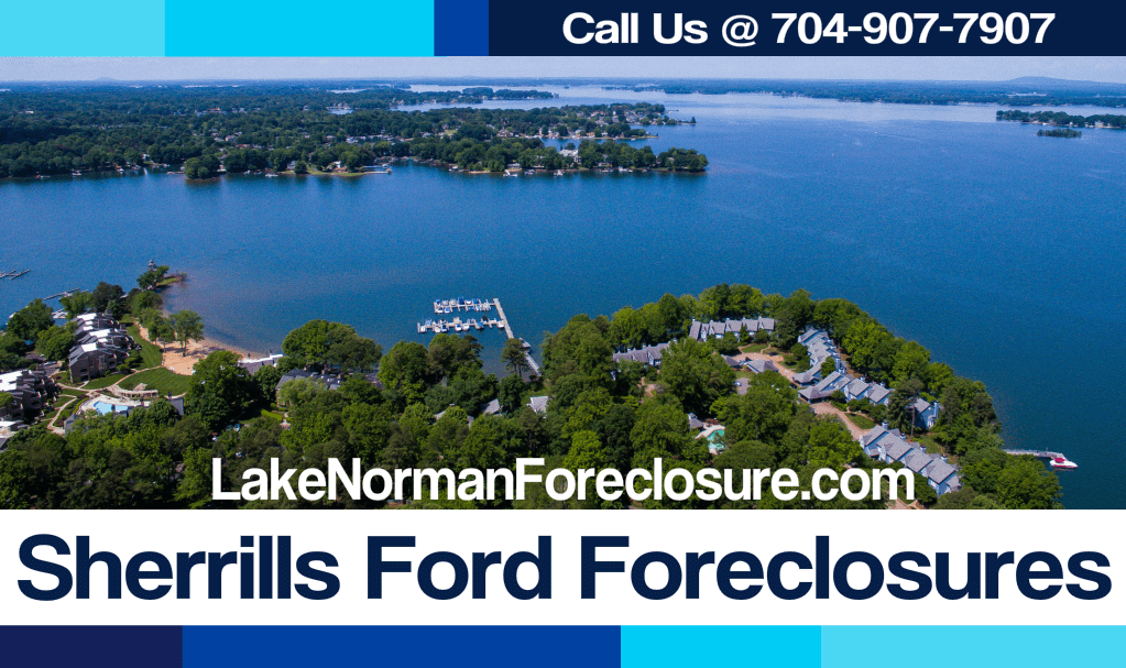 Sherrills Ford Foreclosures