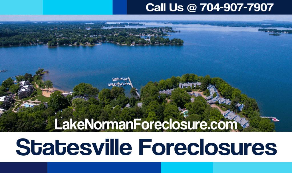 Statesville Foreclosures