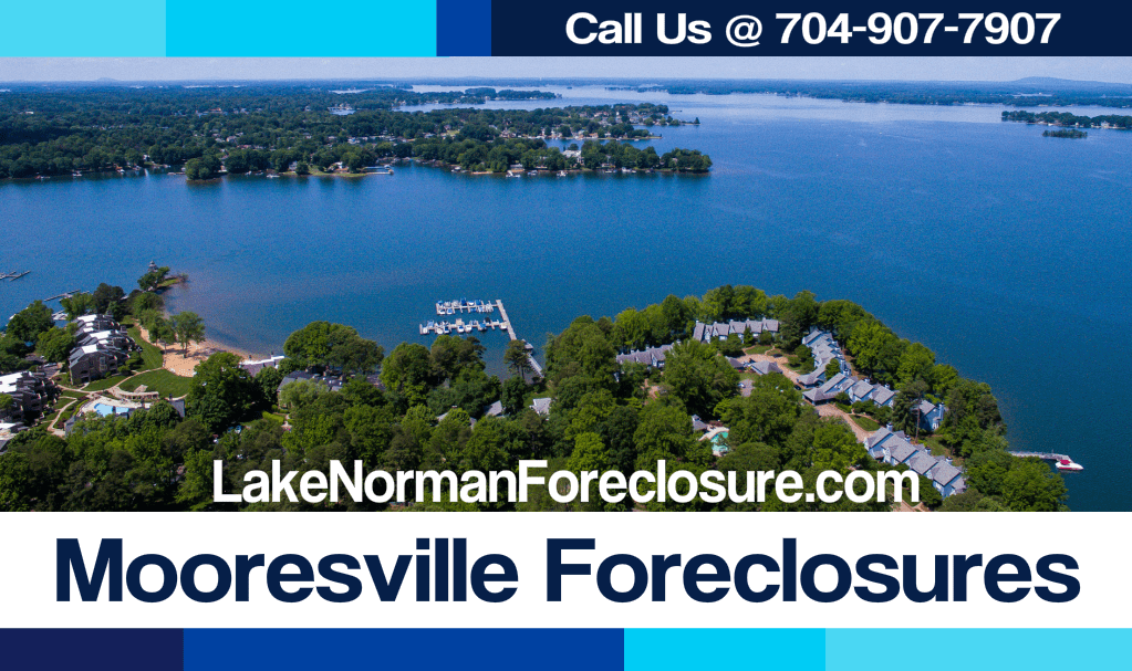 Mooresville Foreclosures
