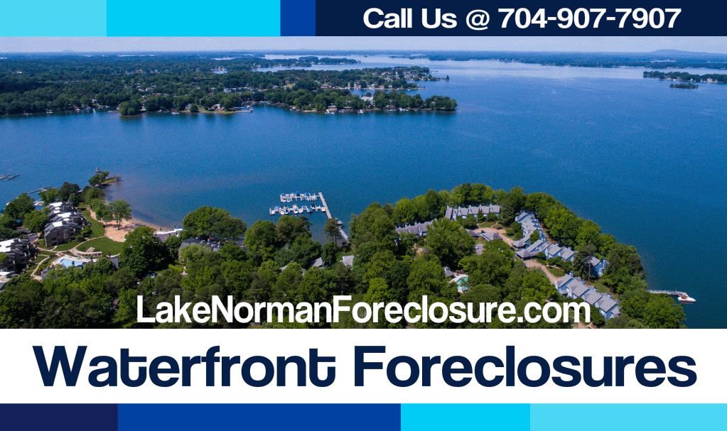 Waterfront Foreclosures