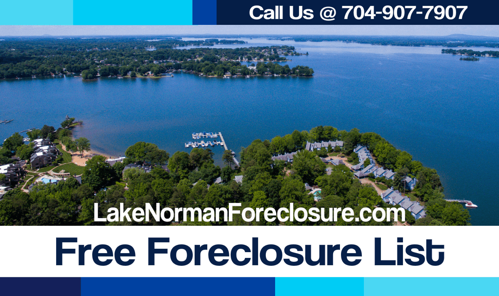 Free Foreclosure List